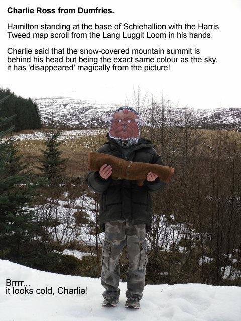 Charlie Ross.